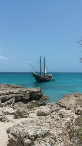 Sailing Aruba